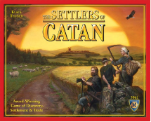 Settlers of Catan - 4th Edition