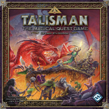Talisman The Magical Quest - Revised 4th Edition